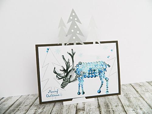 FUFOvi VÁNOCE - reindeer