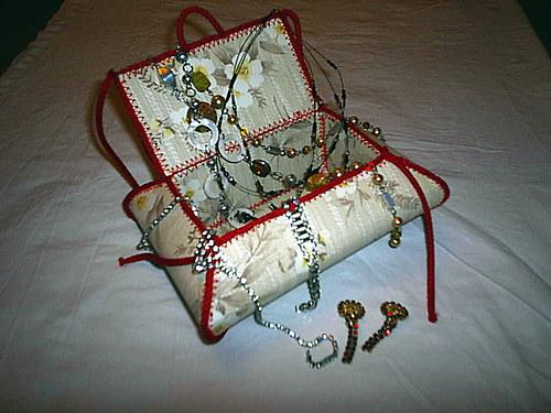 šperkovnice - karton