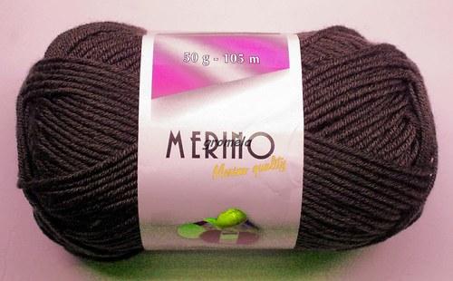 Merino 14782 (tm.hnědá)