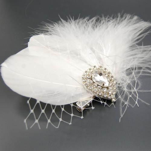 Wedding Crystal ... spona