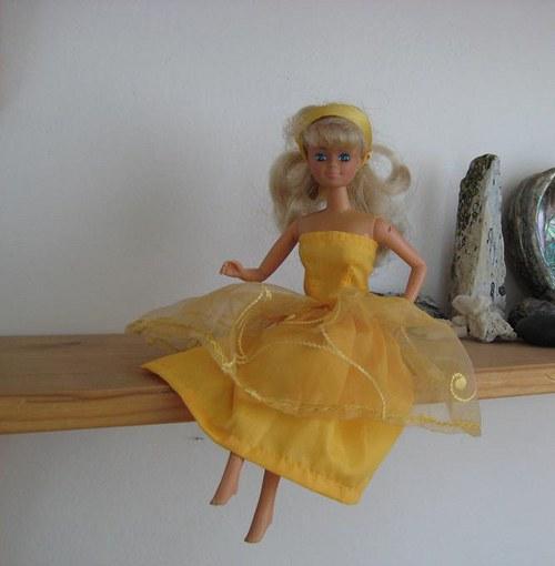 Žluté do tanečních :-)