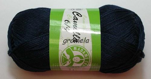 Camilla 5058 (tmavě modrá)