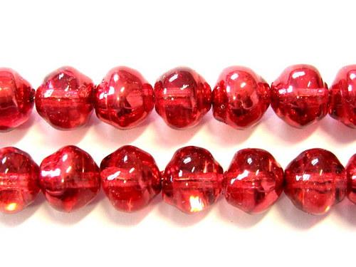 0300942/Mačkaný šneček červený + pokov, 20 ks