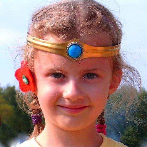 princezna Terezie (čelenka tyrkenit)