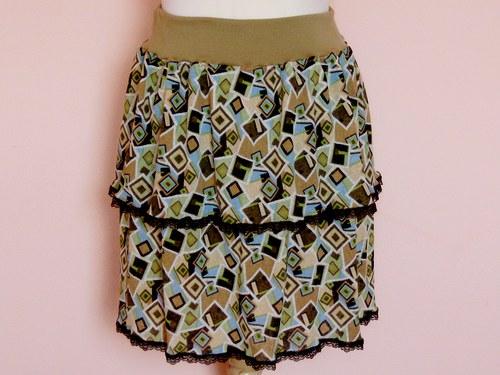 Lehká sukně
