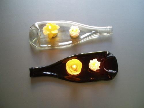 Je libo svícen nebo tácek? Buď in a recykluj..!