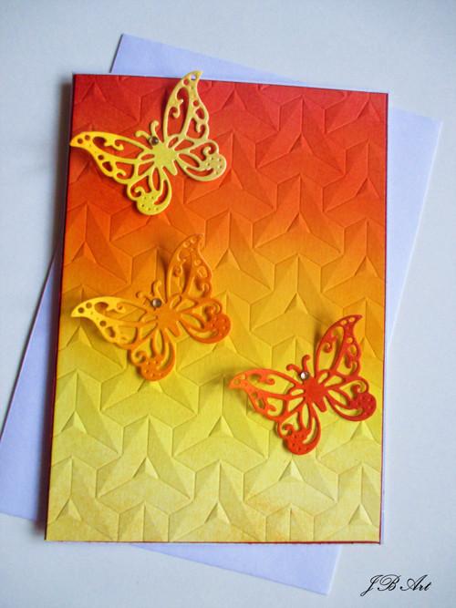 jarní motýlci oranžoví