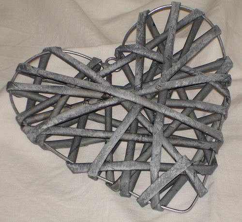 papírové srdce