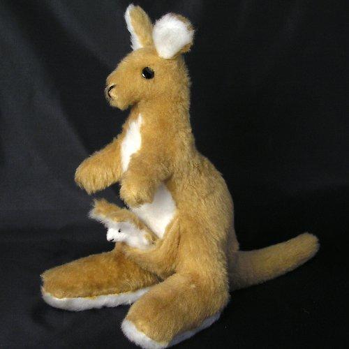Klokan  - autorská hračka