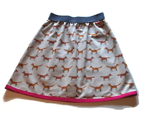 Liščí sukně