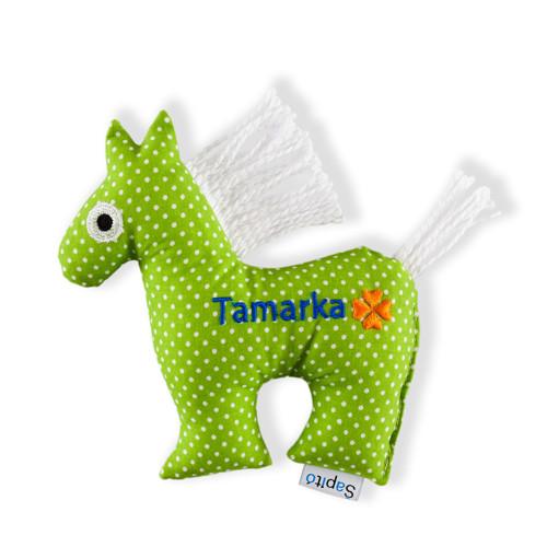 Koník zelený - CHRASTÍTKO / se jménem na přání