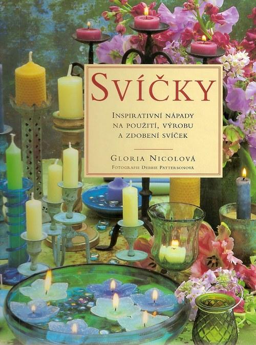Svíčky - kniha !!!sleva z 388,-