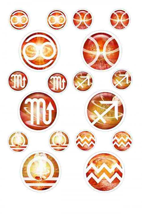 horoskop oranžový 2.díl