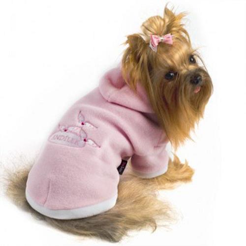 Psí obleček Andílek růžový
