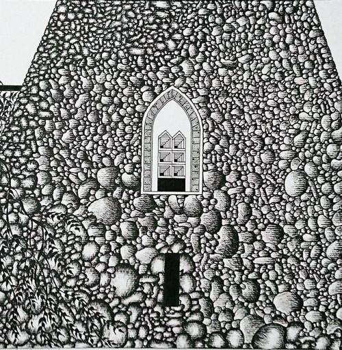 Hrad Zvíkov č.1