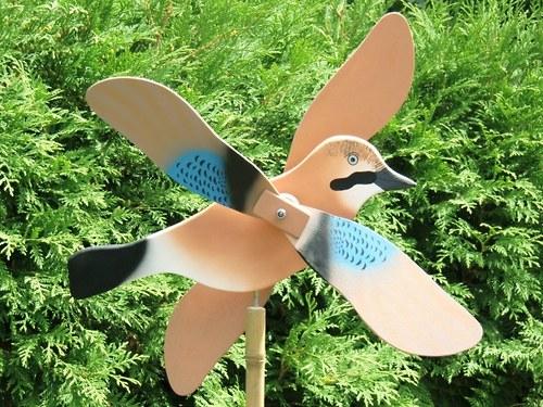 Ptáčci větrníčci SOJKA OBECNÁ