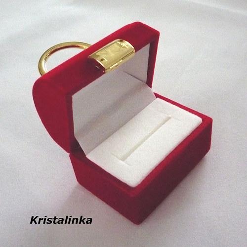 Krabička kufřík