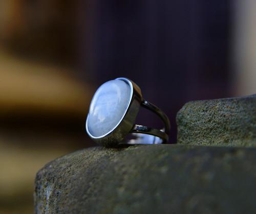 "Nerezový prsten...\"" Moonrise\"""