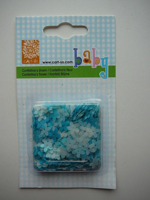Kytičky - konfety
