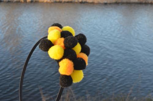 Bambulkování včelka -  čelenka
