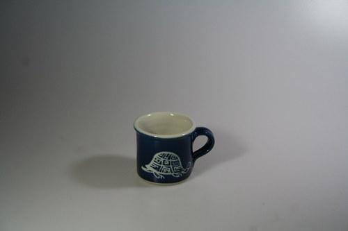 porcelánový hrnek na kafe