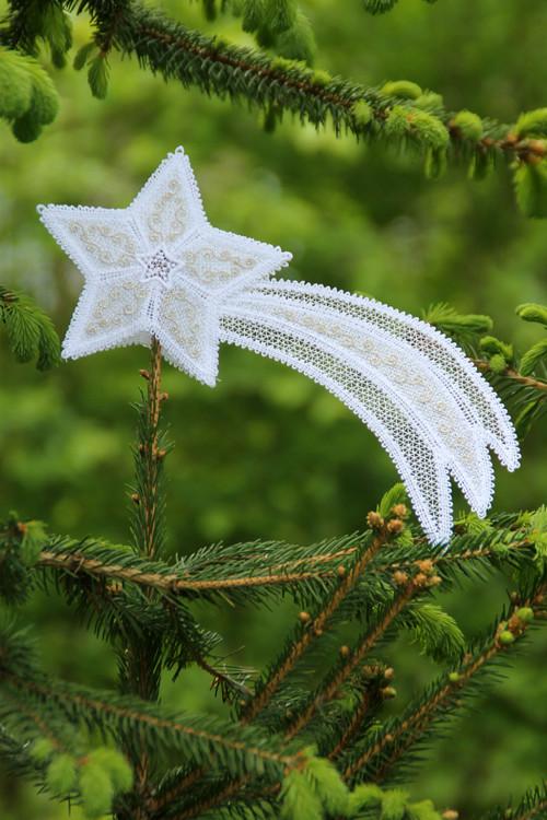 Vánoční hvězda - kometa