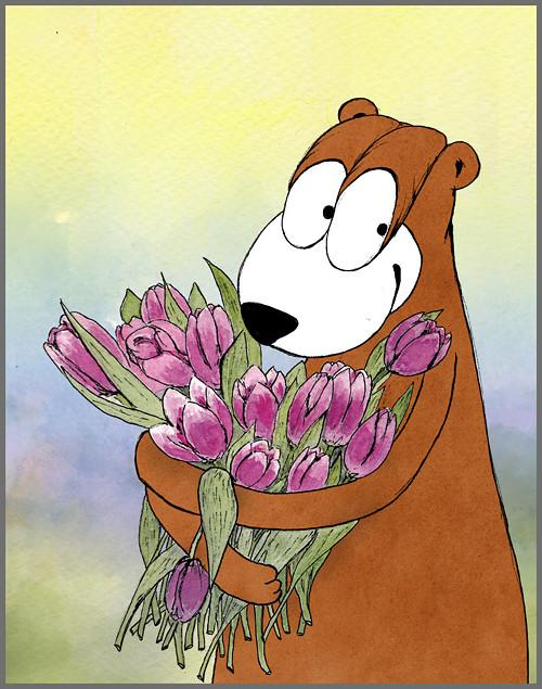 Valentýnka má ráda kyti