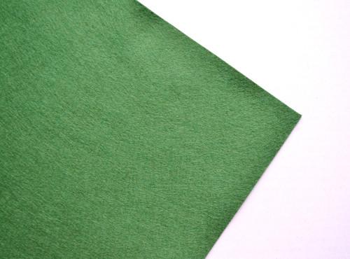 Plsť metráž trávová (šířka 45 cm) (barva č. 34)
