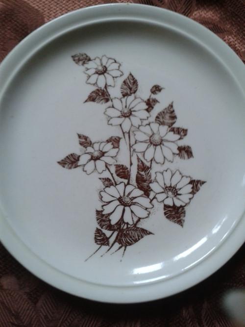 Starý keramický talíř - Ditmar Urbach