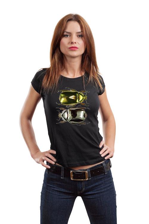 Designové tričko
