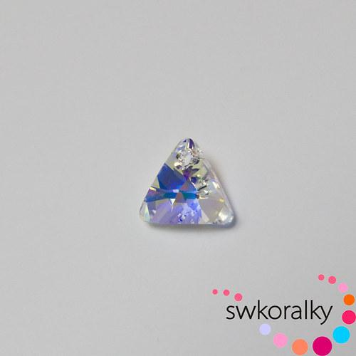 XILION  TROJÚHELNÍK 12 SWAR. ® ELEMENTS crystal AB