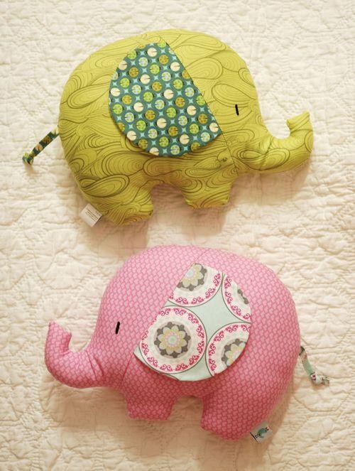 polštář slon