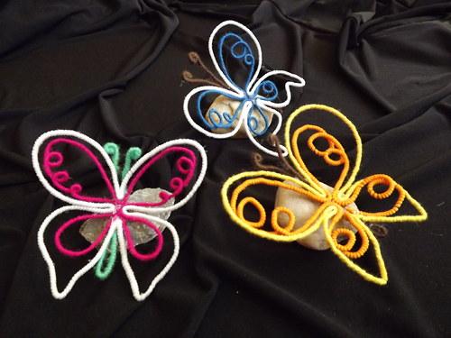 Motýl - těžítko