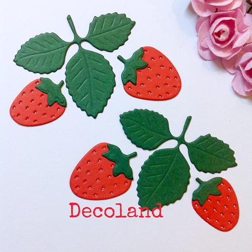 Dekorace- 2 sady  , barva dle přání (výsek)