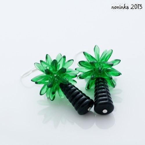 Zelené palmy