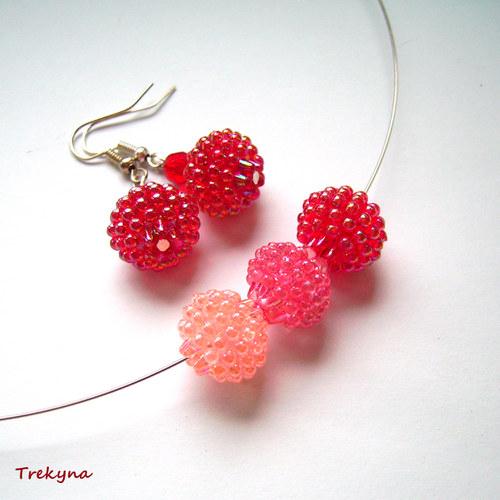 Maliny malinové - perleťové