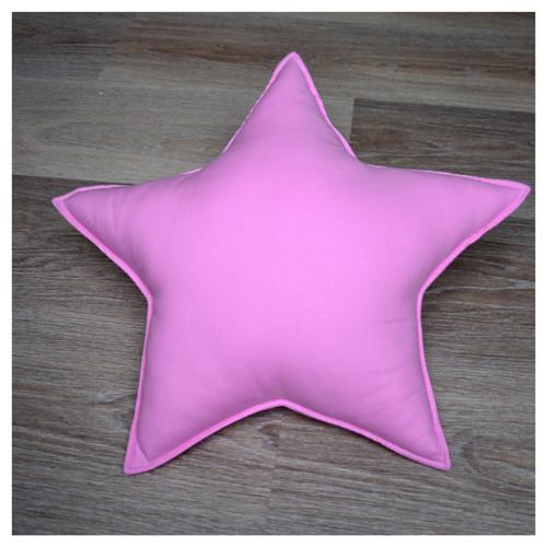 Polštářek Hvězda Růžová