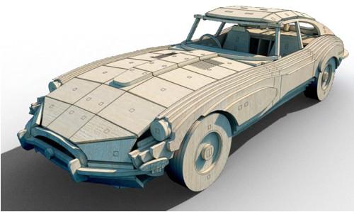 Modely aut | Jaguar E66