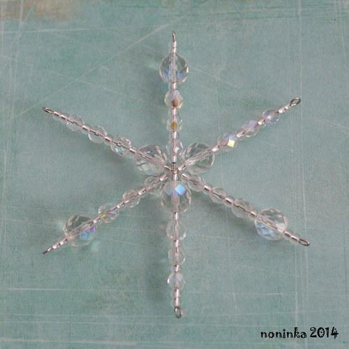 Vločka - hvězda