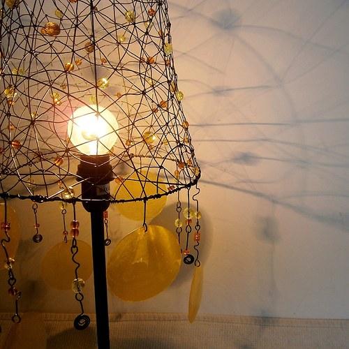 Žlutá lampička