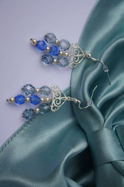 Na ples v modrém