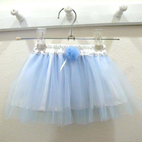 Dětská tylová sukně