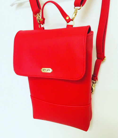 Backpack Red 2.