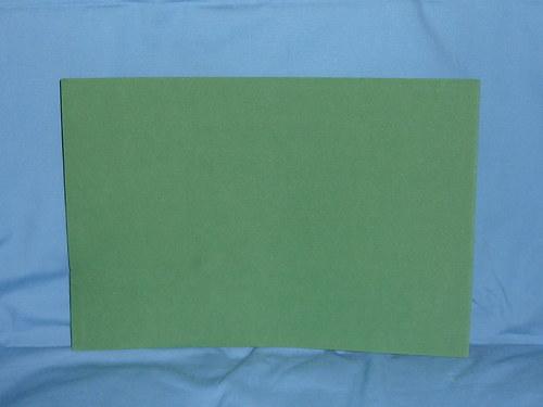 Moosgumi tmavě zelená - 20x29cm