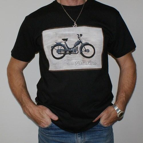 Pánské tričko Moped Stadion