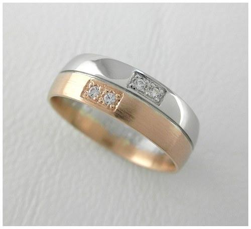 Snubní prsteny č. 57