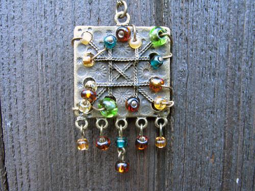 Postapokalyptický šperk