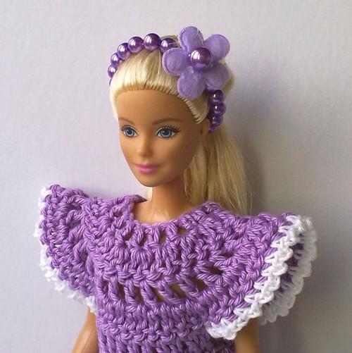 Čelenka pro Barbie