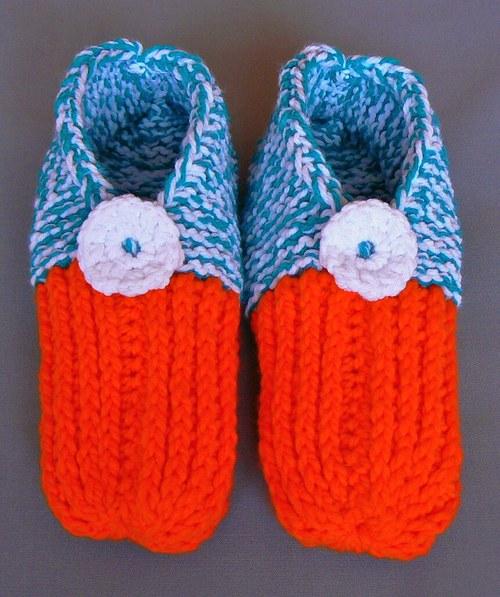 Maminčiny papučky