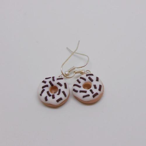 Donuty náušnice